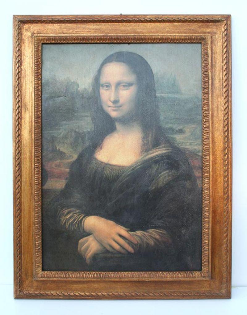 Riproduzione quadri con cornice su misura - Il Quadro Della ...