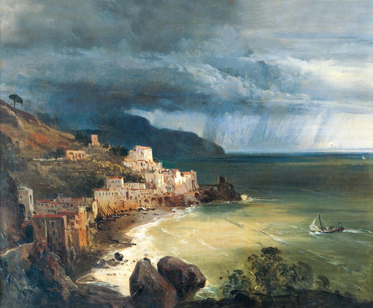 Vendita online Gigante, Giacinto Tempesta sul golfo di ... | 1200 x 992 jpeg 418kB
